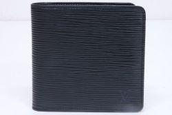 ヴィトン エピ ポルトフォイユ マルコ 二つ折り財布 ノワール M63652