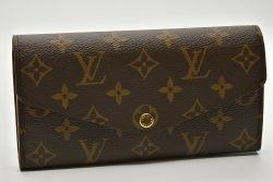 ヴィトン モノグラム ポルトフォイユ・サラ 二つ折長財布 M60531【未使用】
