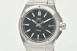 IWC シャフハウゼン IW323902 インヂュニア インジュニア オートマティック メンズ SS オートマ 黒文字盤【正規品】