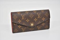 ヴィトン モノグラム ポルトフォイユ サラ 二つ折長財布 コクリコ M62236【新品】