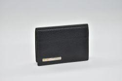 カルティエ サントス ドゥ カルティエ レザー カードケース 名刺入れ ブラック L3000771
