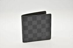 ヴィトン ダミエ グラフィット ポルトフォイユ マルコ 二つ折り財布 N62664