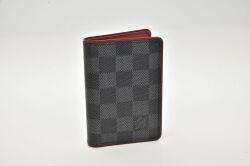 ヴィトン ダミエ グラフィット オーガナイザー ドゥ ポッシュ カードケース N63257