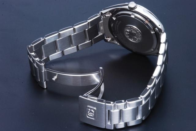low priced bd977 f5a0d セイコー GS グランドセイコー SBGV221 メンズ SS クォーツ 40mm ...