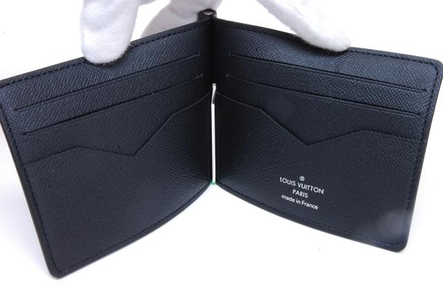 new styles c7d76 3589f ヴィトン ダミエ グラフィット ポルトフォイユ パンス 二つ折り ...