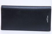 サンローラン クラシック コンチネンタルウォレット 二つ折り長財布 ブラック 396308【正規・新品】☆