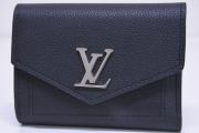 ヴィトン ポルトフォイユ マイロックミー コンパクト カーフレザー 三つ折り財布 ノワール M62947【新品】