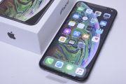 アップル ドコモ iPhone Xs Max アイフォン 256GB スペースグレイ MT6U2J/A 【未使用】