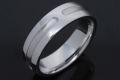エルメス HERMES Hロゴ リング K18WG #53 指輪【美品】