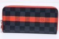 ヴィトン ダミエ グラフィット ポルトフォイユ ヴァスコ ラウンドファスナー長財布 N63308【新品】