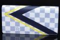 ヴィトン アメリカズカップ 2017 ダミエ コーストライン ポルトフォイユ ブラザ 長財布 N64007【日本限定・新品】