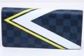 ヴィトン アメリカズカップ 2017 ダミエ コバルト ポルトフォイユ ブラザ 長財布 N64004【新品】