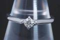 ミキモト MIKIMOTO PT950 プラチナ ダイヤモンド リング ダイヤ0.20ct F-VS2-EX【正規品・新品同様】