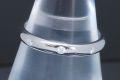 カルティエ クラシック ウェディング ダイヤモンド リング PT950 プラチナ ダイヤ3P #48 B4058300【新品同様】