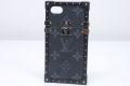 ヴィトン モノグラム エクリプス アイ トランク iPhone7 アイフォンケース M64489【未使用】