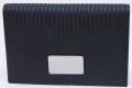 ブルガリ ミレリゲ ビジネスカードホルダー カードケース 名刺入 ブラック 27694【新品】