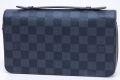 ヴィトン ダミエ グラフィット ジッピーXL ラウンドファスナー財布 N41503