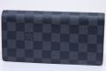 ヴィトン ダミエ グラフィット ブラザ ファスナー付 二つ折長財布 N62665