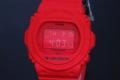カシオ Gショック レッドアウト DW-5735C-4JR 35周年アニバーサリーモデル オールレッド 赤【新品】