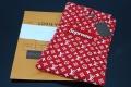 ヴィトン シュプリーム コラボ 2017年秋冬限定 モノグラム ボックスロゴ Box Logo プルオーバー パーカー Lサイズ【新品】