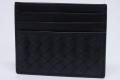 ボッテガヴェネタ イントレチャート カードケース ネロ ブラック 162150【正規品・新品】