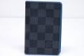 ヴィトン ダミエ グラフィット オーガナイザー ドゥ ポッシュ カードケース N63267【未使用】