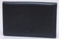 ロエベ アナグラムロゴ レザー ビジネスカードホルダー カードケース 名刺入れ ブラック【未使用】☆