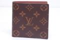 ヴィトン モノグラム ポルトフォイユ マルコ 二つ折り財布 M61675【未使用】