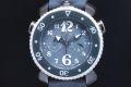 ガガミラノ 7013.01 クロノスポーツ 45MM グレーPVD メンズ SS/ラバー ダイバー グレー文字盤