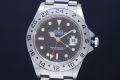 ロレックス エクスプローラー2 16570 メンズ GMT SS オートマ EX2 F番 黒文字盤【正規品】