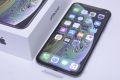 アップル iPhoneXs アイフォンXs 256GB スペースグレイ MTE02J/A 【未使用品・SIMフリー】