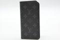 ヴィトン モノグラム エクリプス iPhone XS MAX フォリオ アイフォンケース M67484【新品】