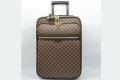 ヴィトン ダミエ ペガス55 ビジネス キャリーバッグ 旅行カバン スーツケース トロリー N41187