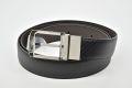 ダンヒル クラシック リバーシブル レザーベルト ブラック ダークブラウン 42/107 30mm HPL100A【新品】