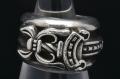 クロムハーツ CHROME HEARTS DAGGER ダガー リング #10 シルバー SV925