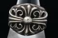 クロムハーツ CHROMEHEARTS キーパー リング シルバー SV925 #24 2356-304-1000-9111【正規品】