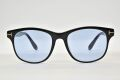 トムフォード TOMFORD 眼鏡 TF5399-F 001 アジアンフィット Tロゴ ライトブルー