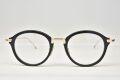 トムブラウン THOM BROWNE 眼鏡 メンズ メガネ サングラス TB-011A-46 ボストンフレーム ブラック