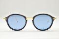 トムブラウン THOM BROWNE  眼鏡 メンズ メガネ サングラス TB-011F-T-49 ネイビー ブルー【新品同様】