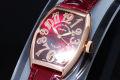 フランクミュラー サンセット K18PG 5850SC 赤 【正規品】