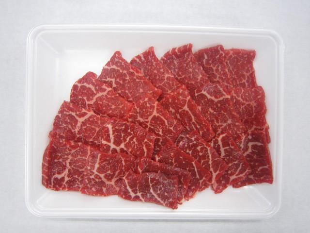 国産牛赤身焼肉用