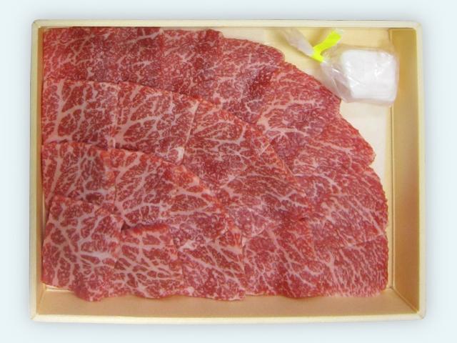 鹿児島黒牛上赤身焼肉ギフト