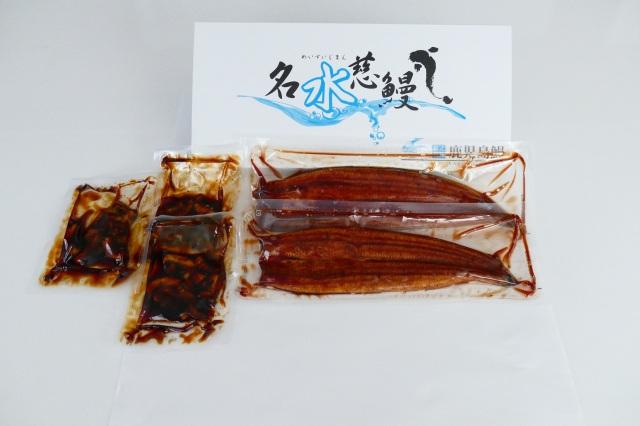 うなぎ蒲焼名水慈鰻