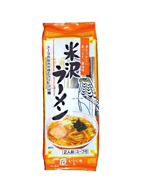 米沢ラーメン醤油