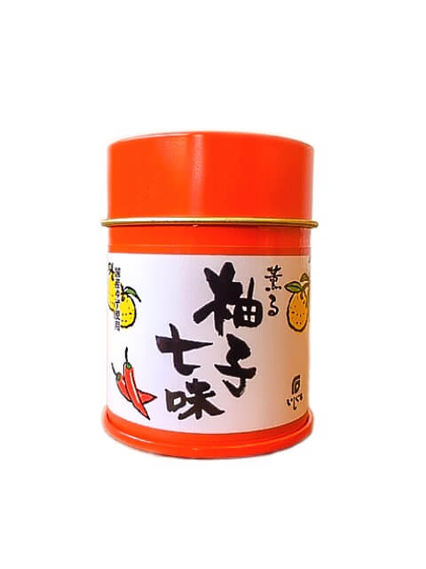 石黒製麺オリジナルブレンド 薫る柚子七味