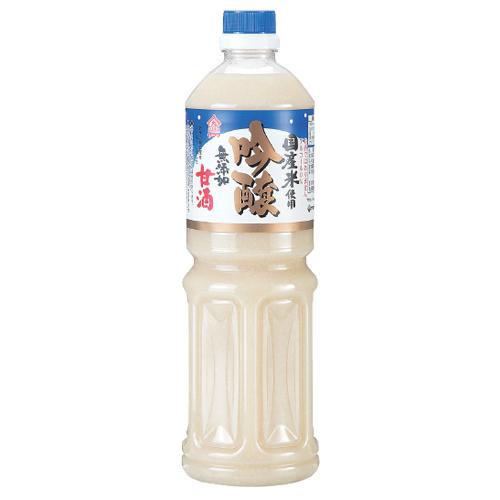 国産米使用吟醸無添加甘酒 1000ml