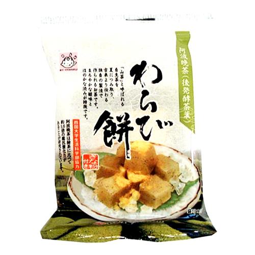 阿波晩茶わらび餅 100グラム