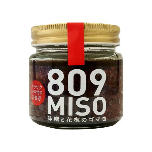 809MISO 味噌と花椒のゴマ油