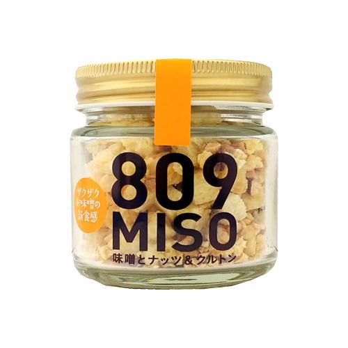 809MISO 味噌とナッツ&クルトン