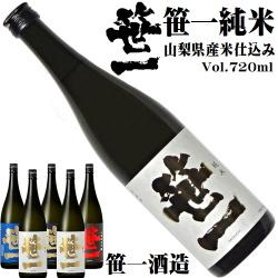 笹一酒造 笹一純米 720ml [日本酒]